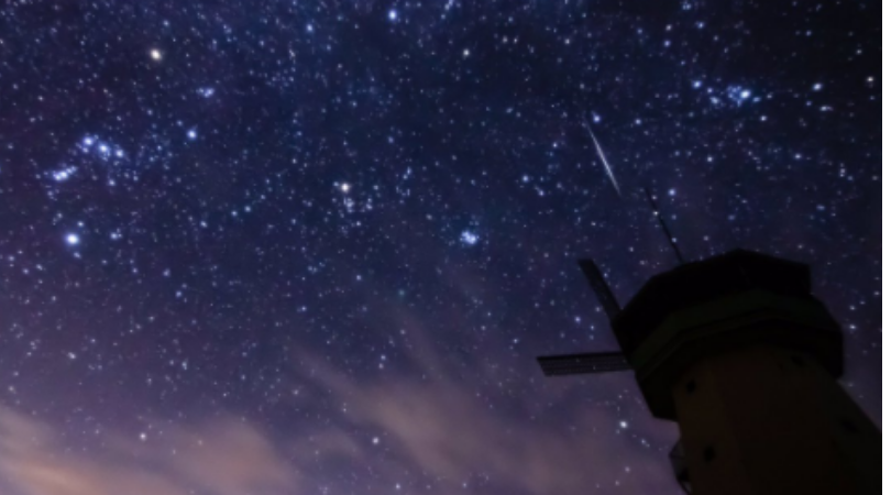 群 ペルセウス 北海道 流星 座